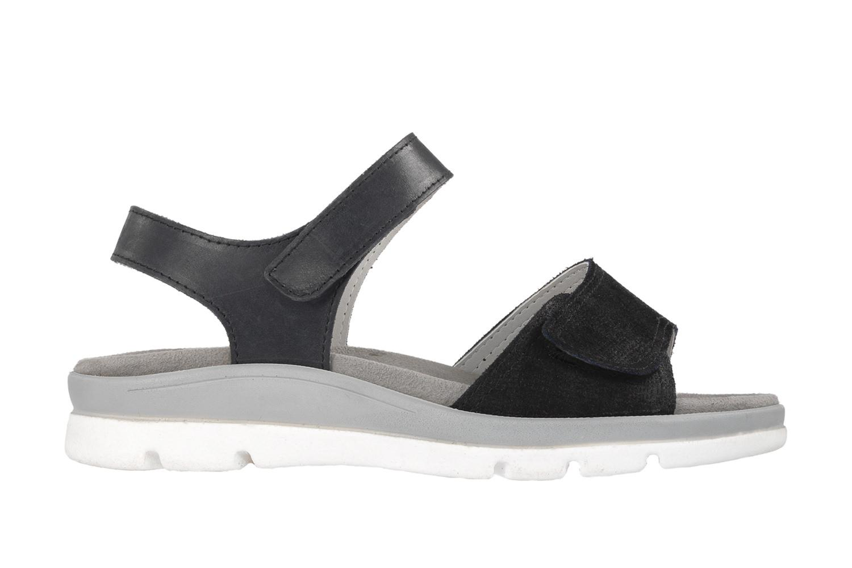 5b8ca2cf6db Ανατομικά παπούτσια Naturelle Apollon Ιnternational 7088 Μαύρο